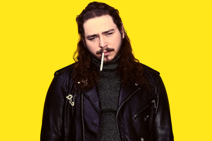 Post Malone Press 2018 2