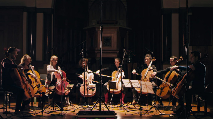 Hanging D (Cello Octet Amsterdam Version)