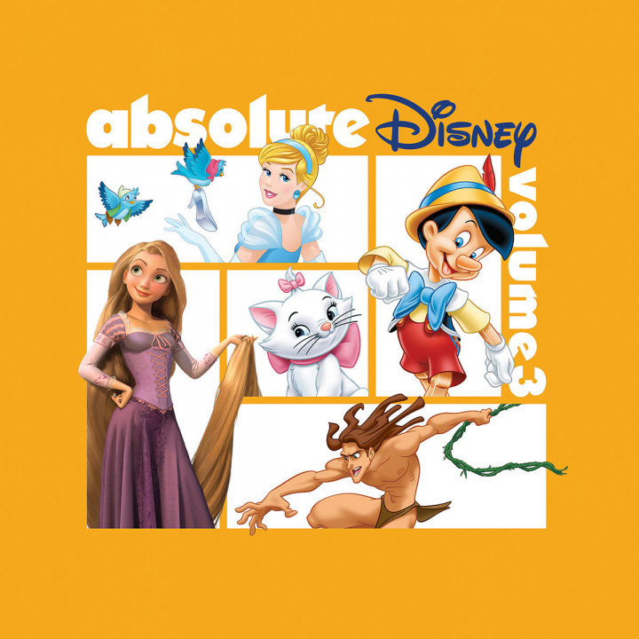 Absolute Disney: Volume 3