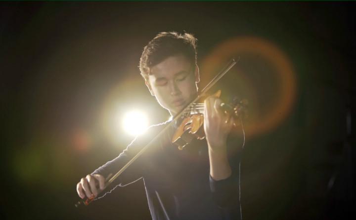 Bach: Partita For Violin Solo No.2 In D Minor, BWV 1004, Chaconne