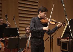 Daniel Lozakovich, Bach: Violin Concerto No.1 in A minor, BWV 1041, 1. Allegro moderato