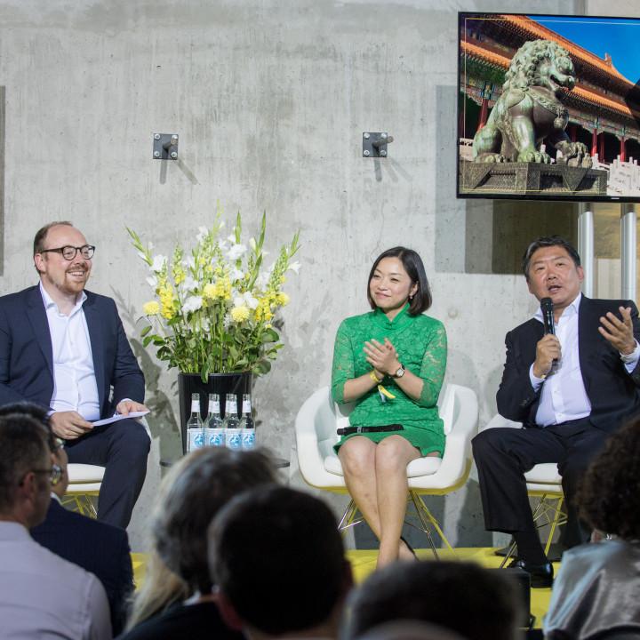 Clemens Trautmann, Fedina Zhou, Long Yu