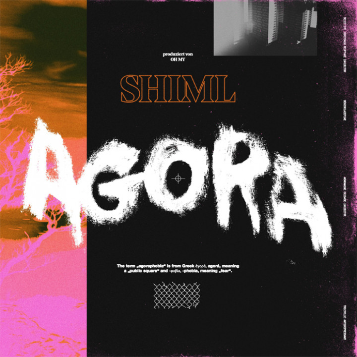 Shiml - Agora Album Cover High Res