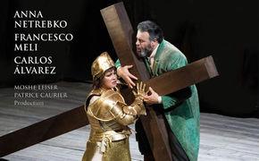 Anna Netrebko, Psychologische Feinheiten – Anna Netrebko glänzt in der Titelrolle von Verdis Giovanna d'Arco