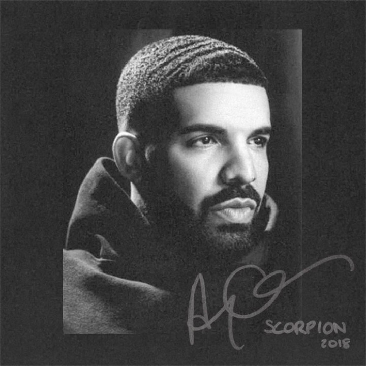 Drake - Scorpion Album Cover