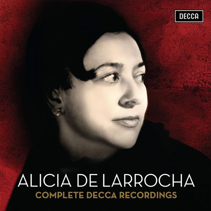 Alicia de Larrocha Complete Decca Recordings