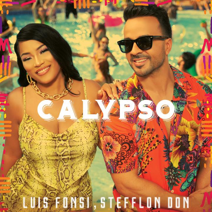 Luis Fonsi Calypso Single 2018