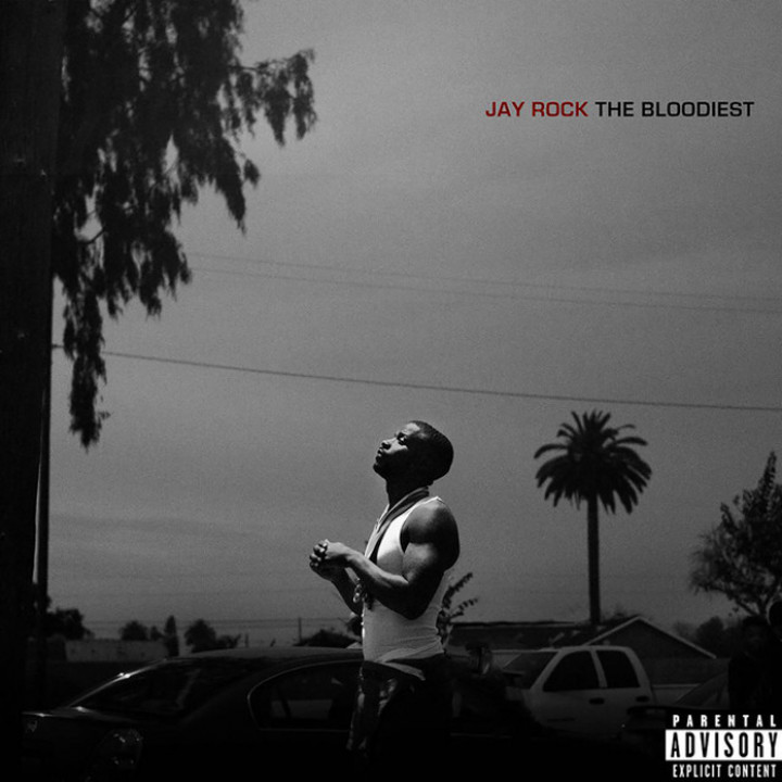 Jay Rock - Cover: The bloodiest