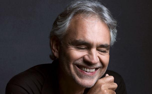 Andrea Bocelli, Weltpremiere – Andrea Bocelli mit Sohn Matteo bei Willkommen bei Carmen Nebel