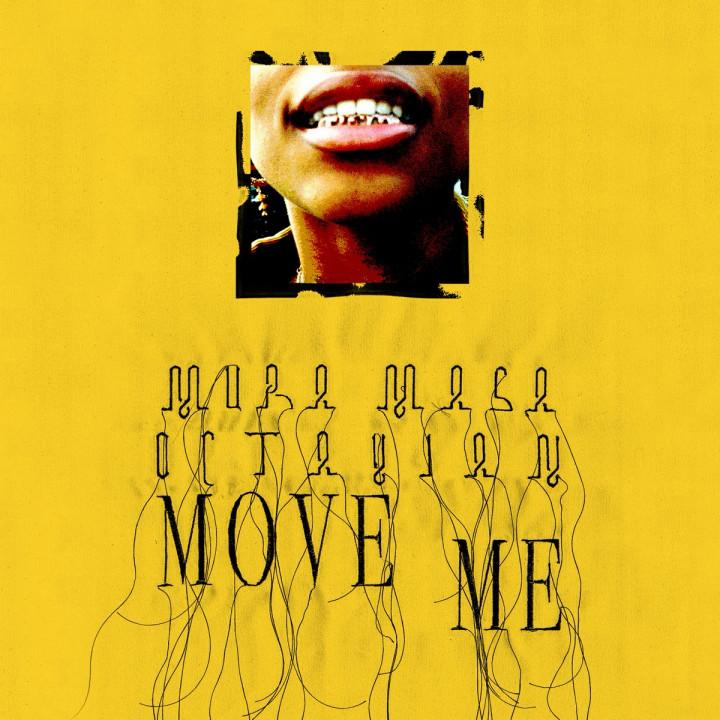 Mura Masa Move It Cover 2018
