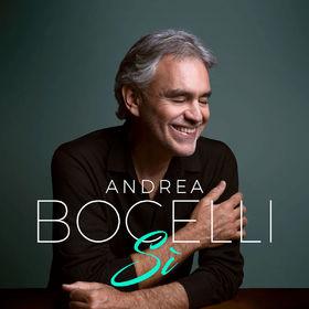 Andrea Bocelli, Si, 00602567743460