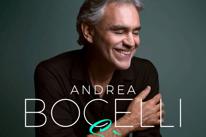 Andrea Bocelli - the biggest-selling solo classical artist today returns with first album of all-new material in 14 years 'Sì'
