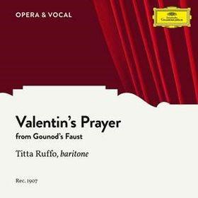 DG120, Gounod: Faust, CG 4, Valentin's Prayer (Dio possente, Dio d'amor), 00028948357697