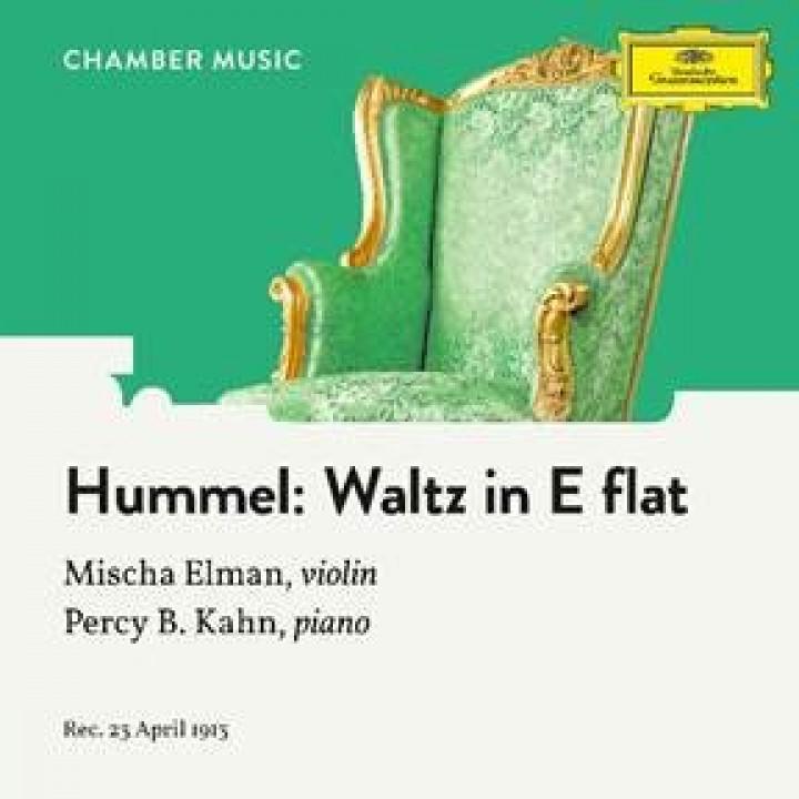 Hummel: Waltz in E-Flat Major