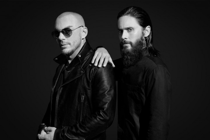 Thirty Seconds To Mars Promoshoot 2018