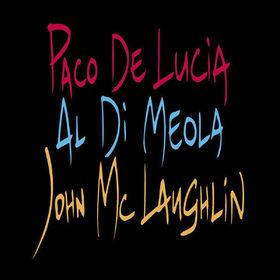 Paco de Lucia, Guitar Trio, 00600753832257