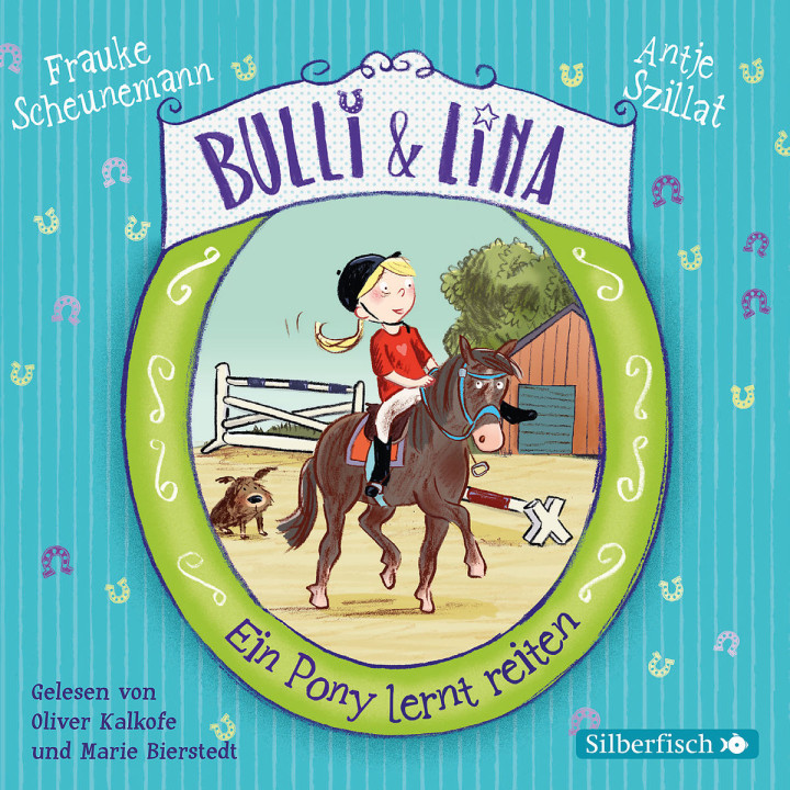 F.Scheunemann, A. Szillat: Bulli & Lina, Band 2