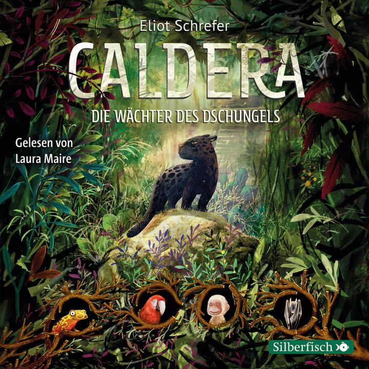 Caldera 1: Die Wächter des Dschungels
