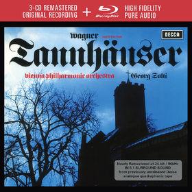 Sir Georg Solti, Wagner: Tannhäuser, 00028948325078