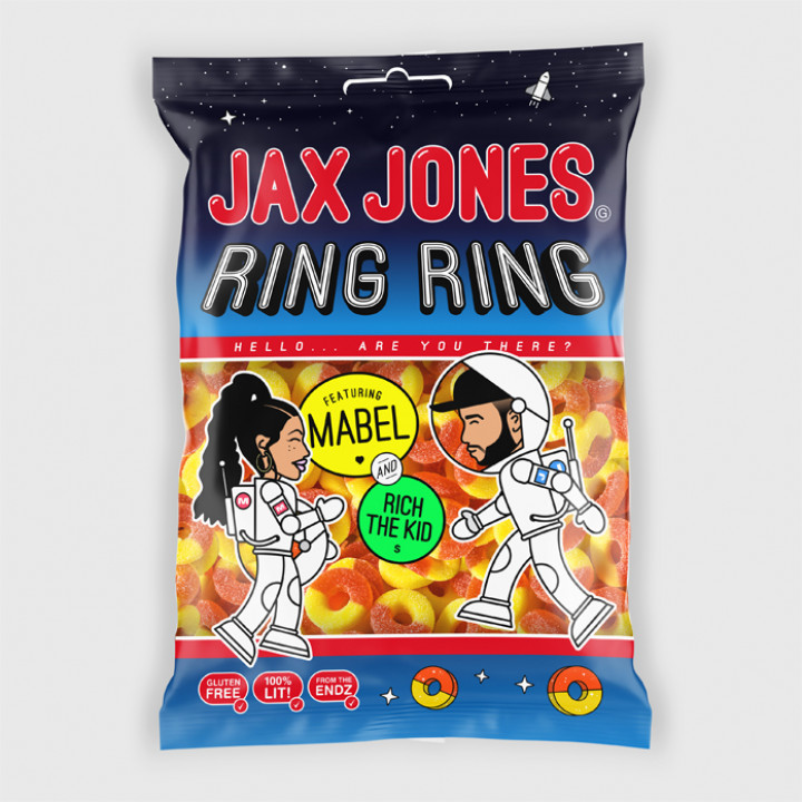 Jax Jones - Ring Ring Cover