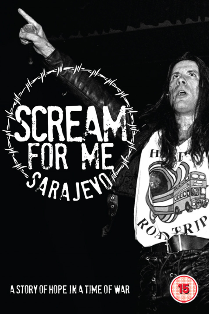Bruce Dickinson - Scream For Me Sarajevo - Cover