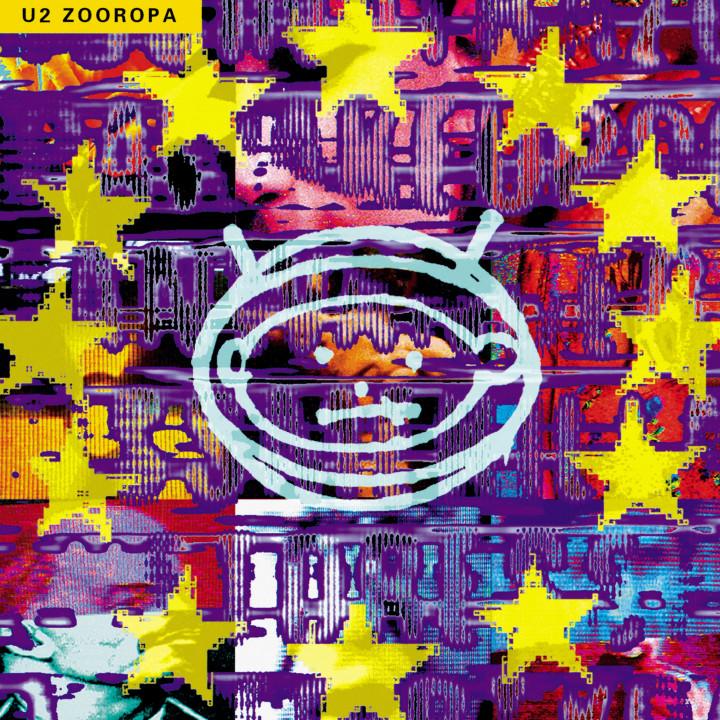 U2 - Zooropa - Cover