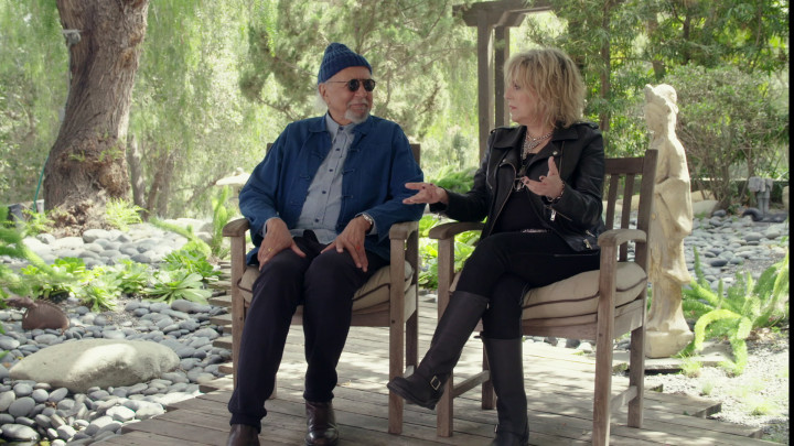 "Charles Lloyd und Lucinda Williams über ""Vanished Gardens"""