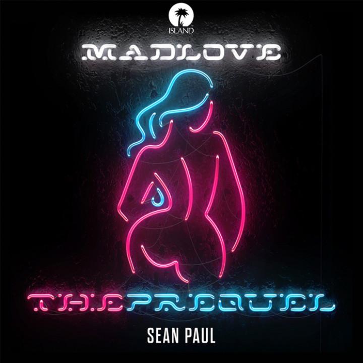 Sean Paul Mad Love The Prequel Cover
