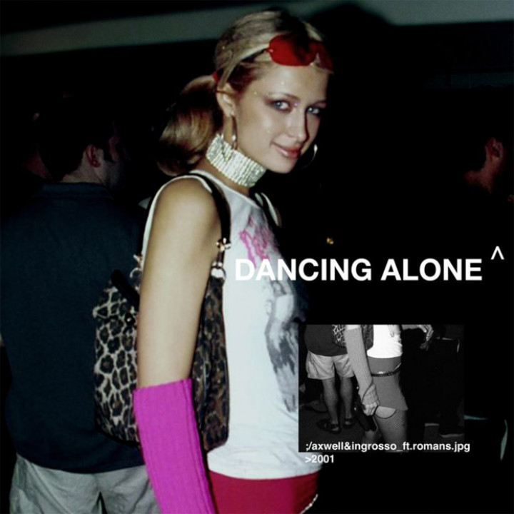 Axwell & ingrosso - Dancing Alone Cover