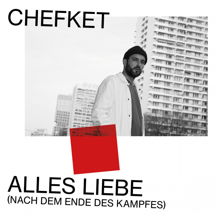 Alles Liebe - Chefket - Cover