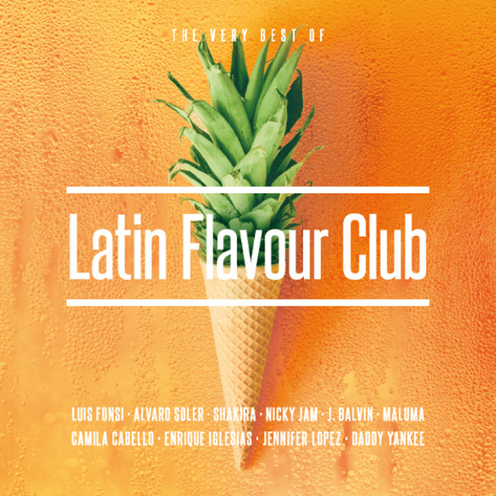 Latin Flavour Club Cover