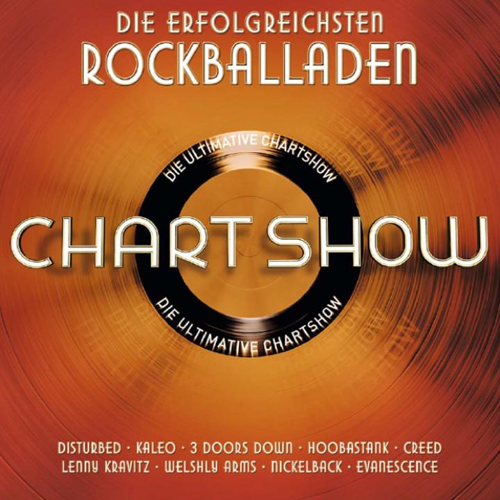Die Ultimative Chartshow - Die erfolgreichsten Rockballaden Cover