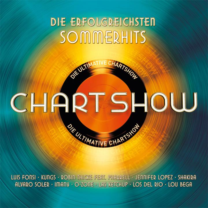 Die ultimative Chartshow - Die erfolgreichsten Sommerhits