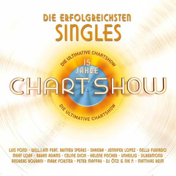 Die Ultimative Chartshow - Die erfolgreichsten Singles Cover