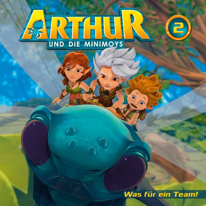 Arthur und die Minimoys_02_Cover