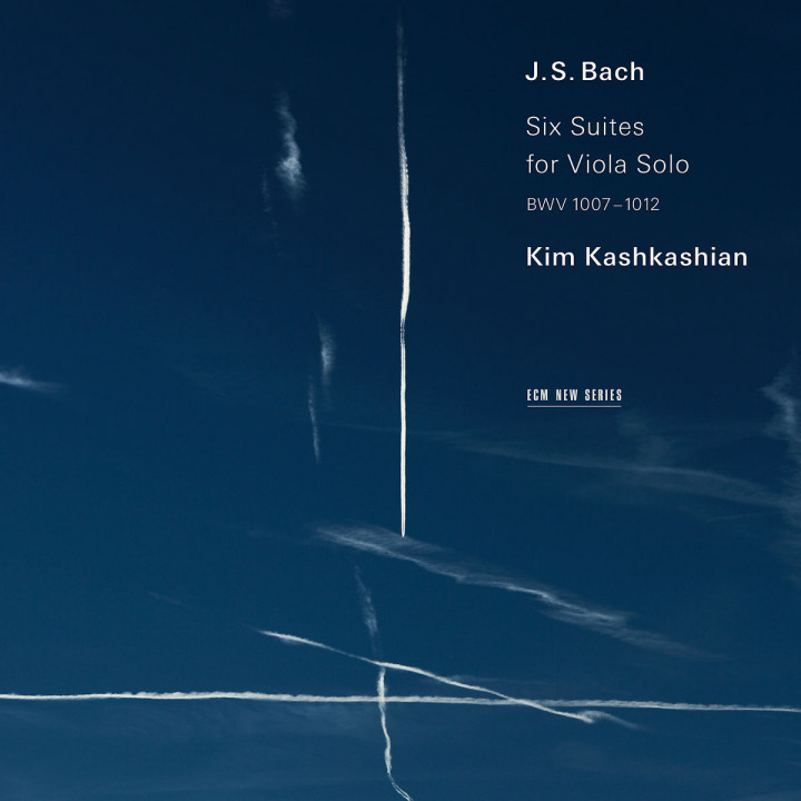 J.S. Bach: Six Suites For Viola Solo