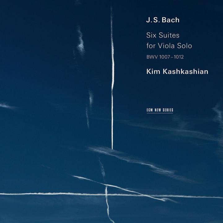 J.S. Bach: Six Suites For Viola Solo