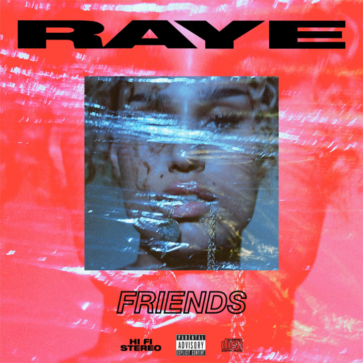 RAYE Friends Cover