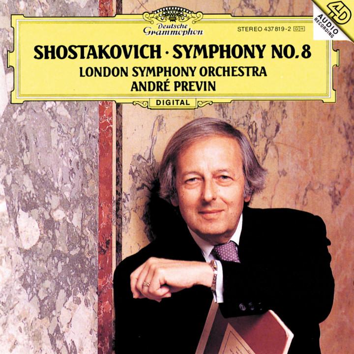 Shostakovich: Symphony No.8 In C Minor, Op.65