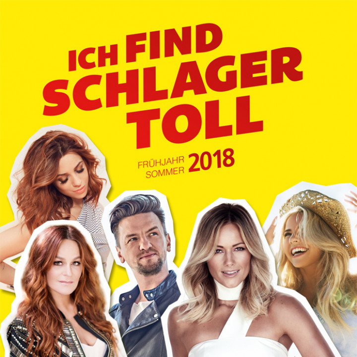 Ich find Schlager toll Frühjahr 2018 Cover
