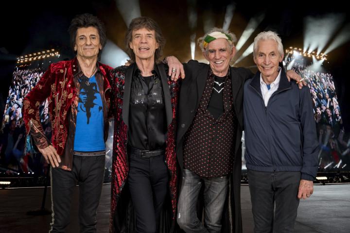 The Rolling Stones und UNIVERSAL MUSIC GROUP erneuern Zusammenarbeit und bauen die bestehende Partnerschaft aus