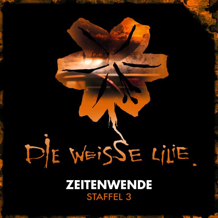 Die Weisse Lilie 3 CD Box Cover Zeitenwende