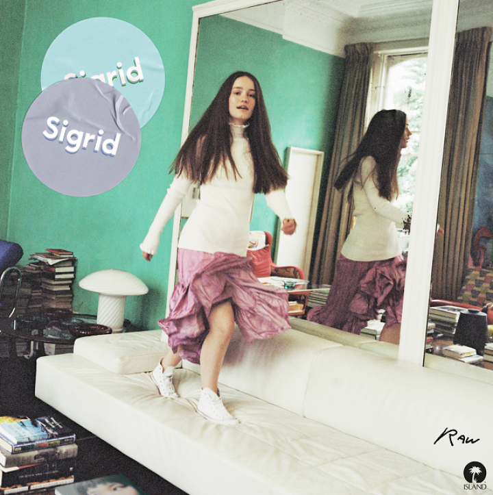 Raw EP - Cover 2018 - Sigrid