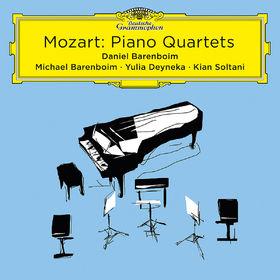 Daniel Barenboim, Mozart: Piano Quartets, 00028948352555