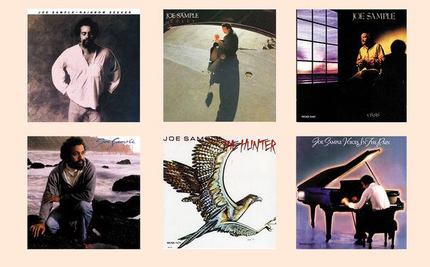 Joe Sample, Digitale Schatzkammer - Joe Sample: Pianist auf Solo-Kreuzzug