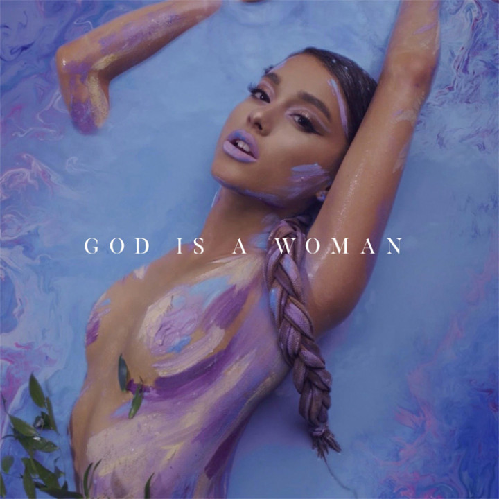 Ariana Grande - God Is A Woman Single Cover