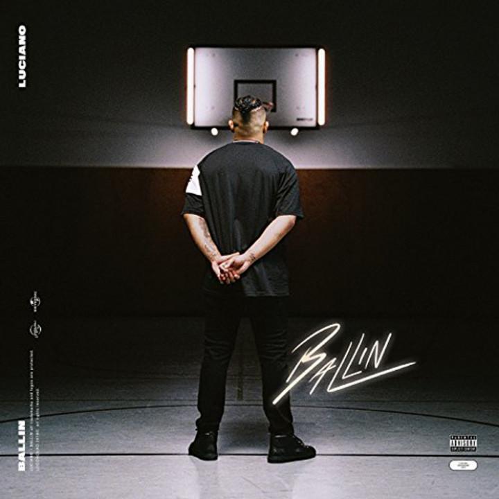 Luciano - Ballin Single Cover