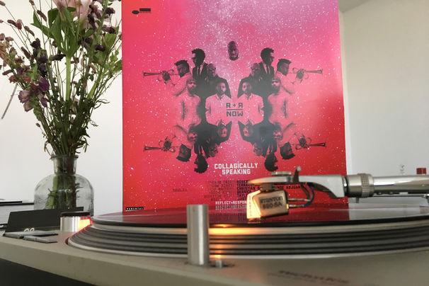 JazzEcho-Plattenteller, Etwas Bewegen - R+R=Now jetzt auch auf Vinyl