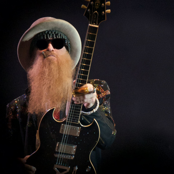 Billy F Gibbons 2018 – Bild 3