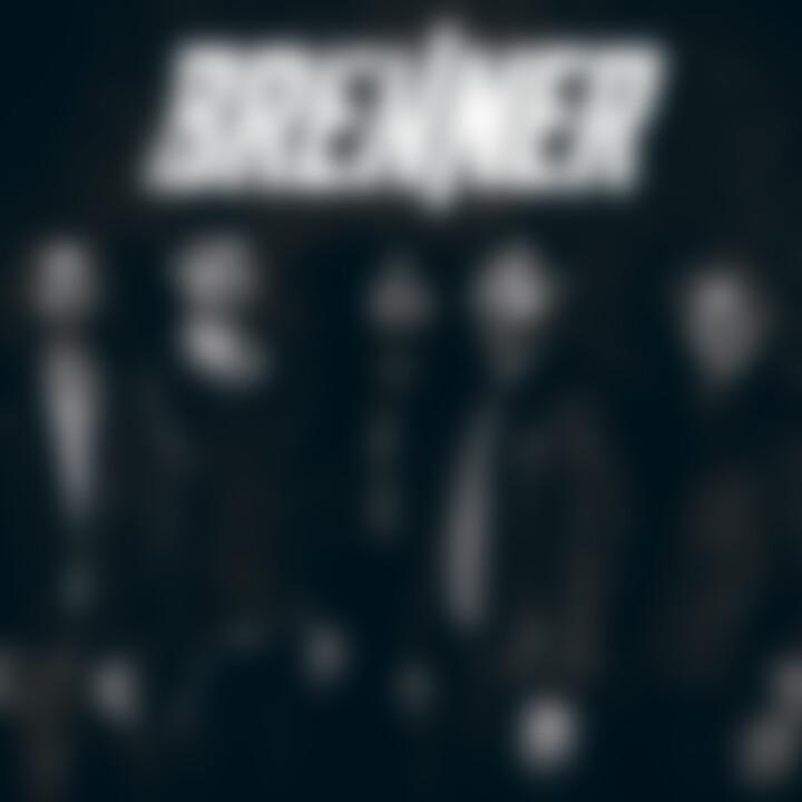 Brenner - Album - VORABCOVER